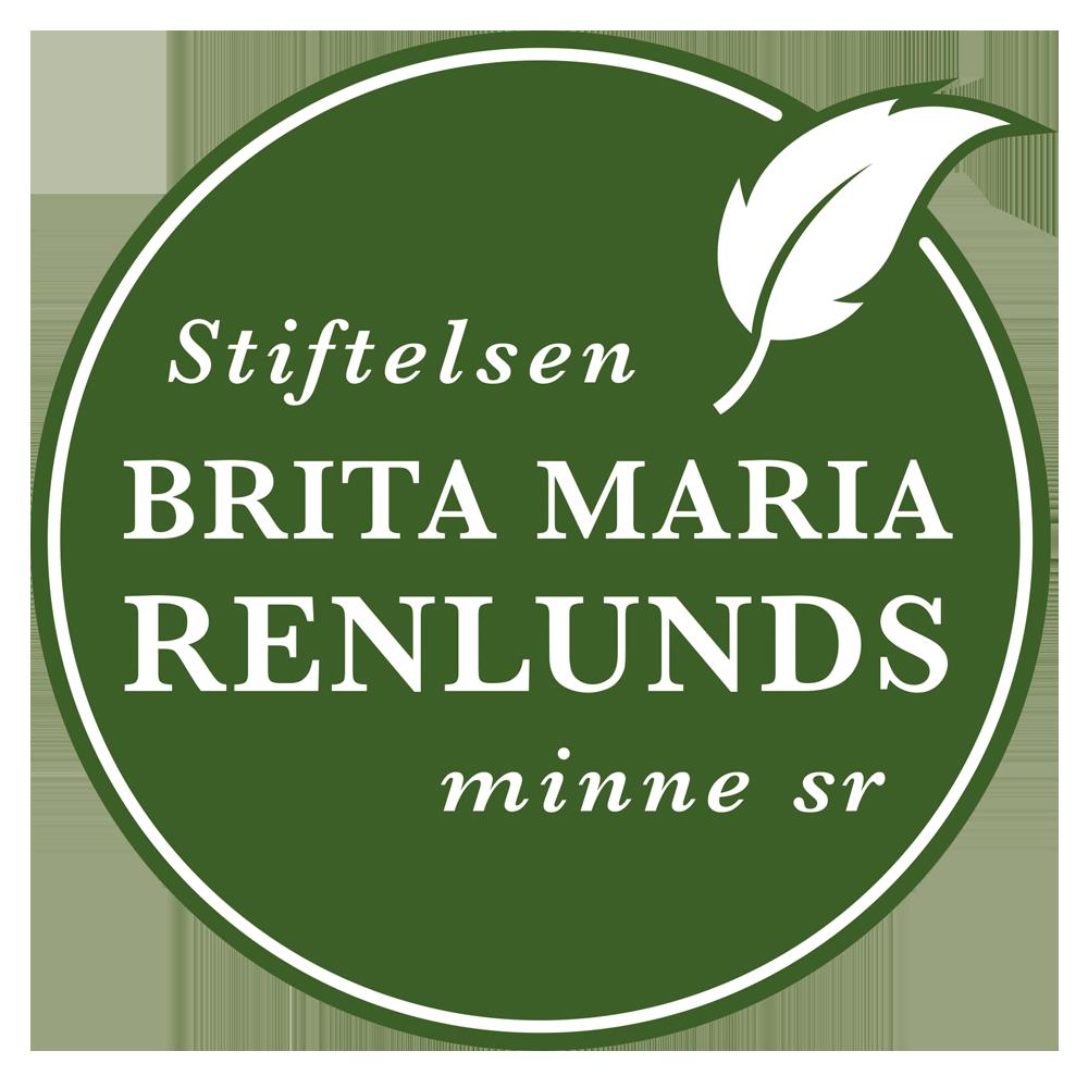 Logo för Stiftelsen Brita-Maria Renlunds minne sr