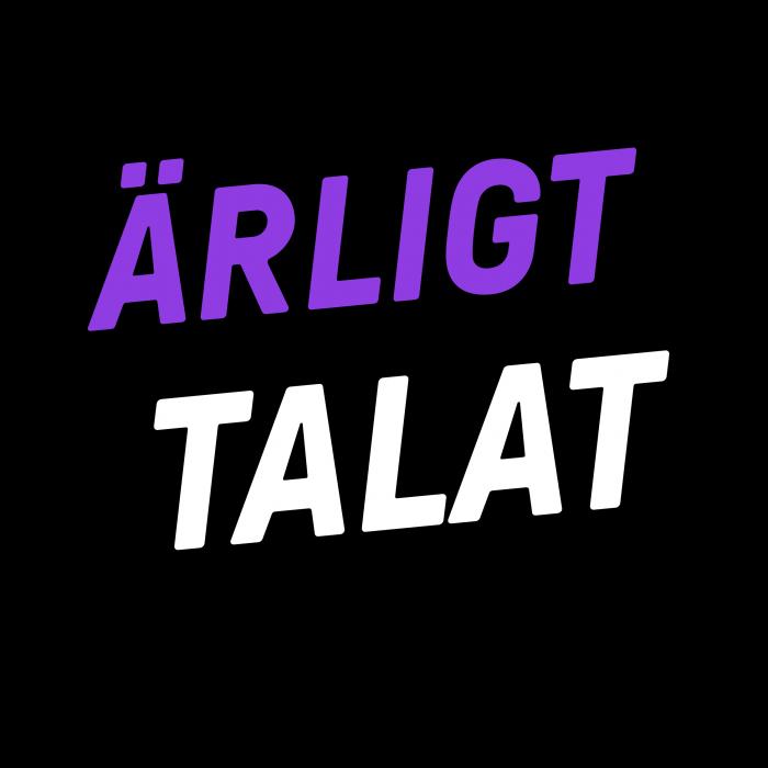 Ärligt talat-chattens logo