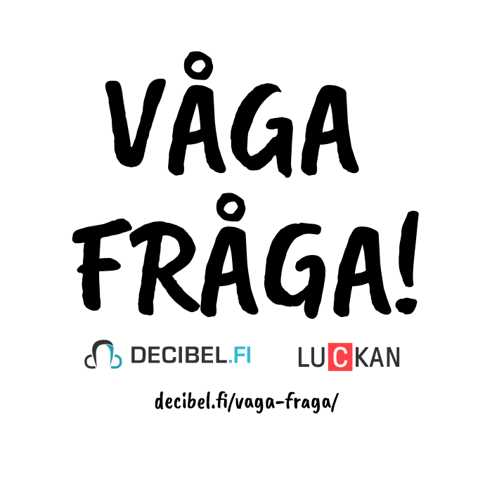 Våga frågas logo